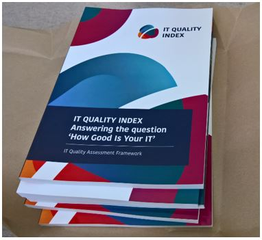 IT QUALITY INDEX book coming soon