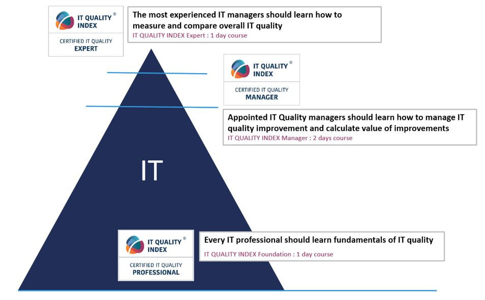 Does your IT quality manager know what IT quality is?